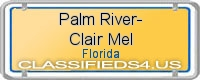 Palm River-Clair Mel board